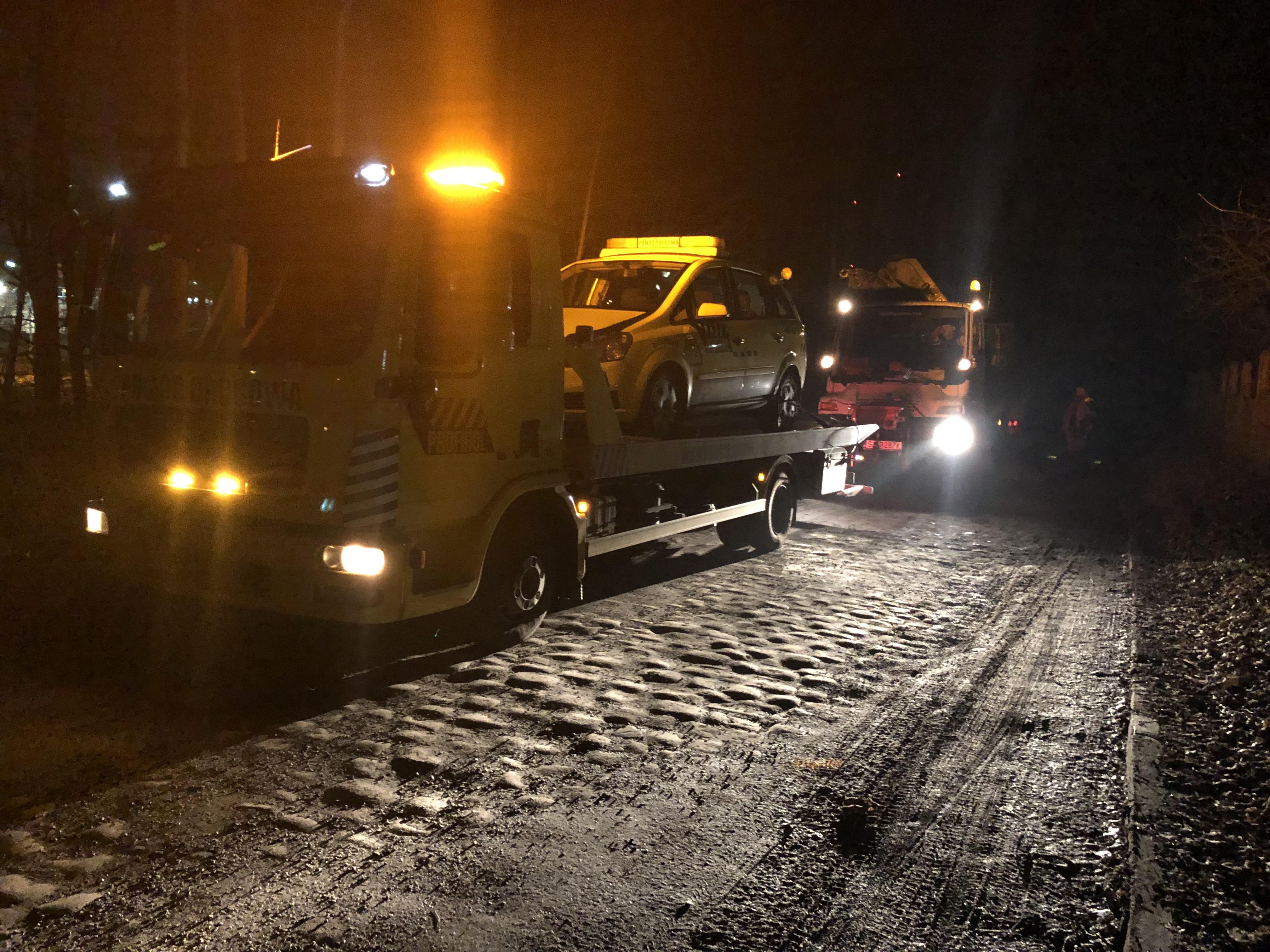 Wsparcie niezależnie od gabarytów – pomoc drogowa TIR Tarnowskie Góry