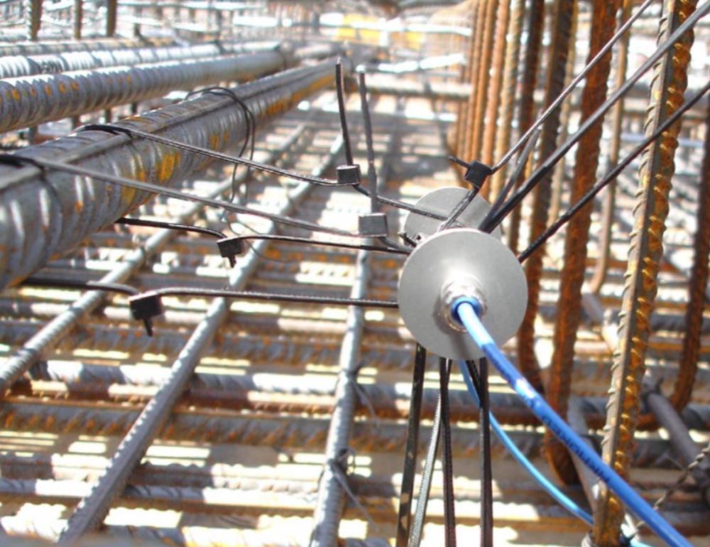Zastosowanie optycznego czujnika nachylenia w monitoringu konstrukcji betonowych