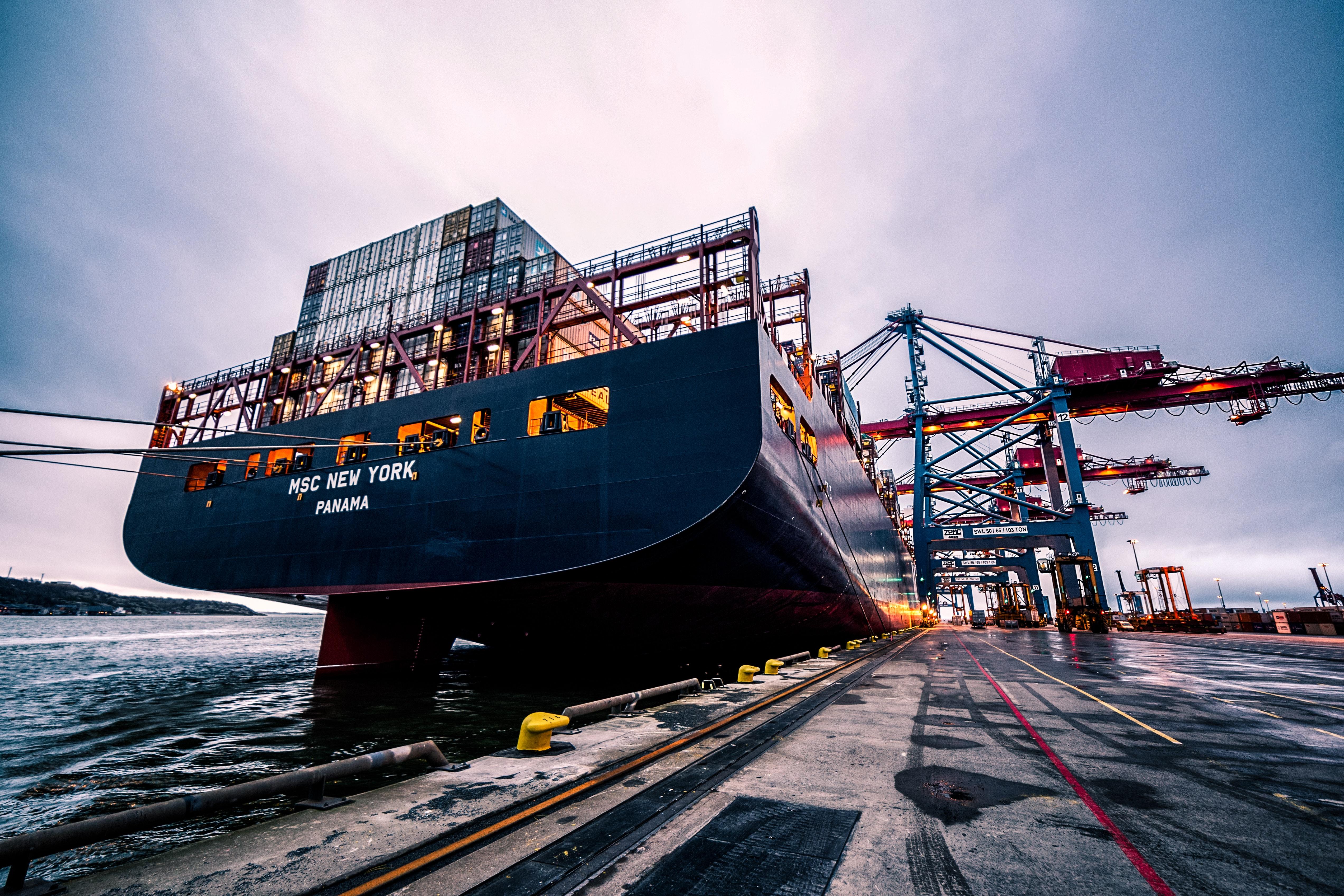 VCI w transporcie morskim, czyli rzeczy, na które trzeba zwrócić uwagę